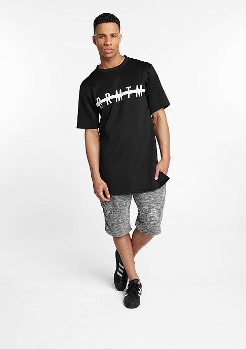 DRMTM T-Shirt Negative Neoprene black