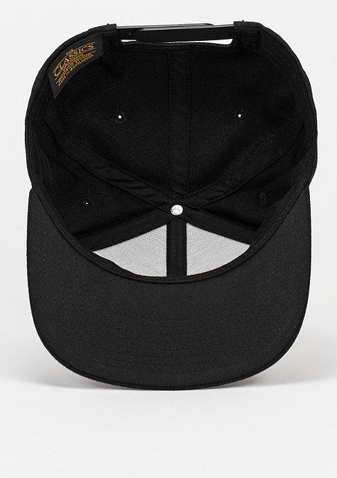 Flexfit Snapback-Cap Classic black/black