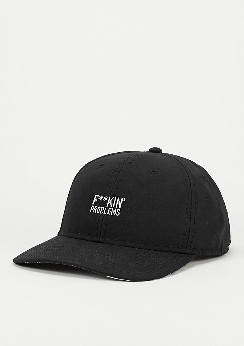 Cayler & Sons Strapback-Cap Curved Cap Problems black/white