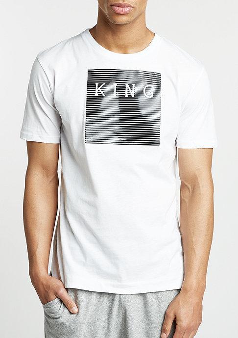 King Apparel Aesthetic Regular white