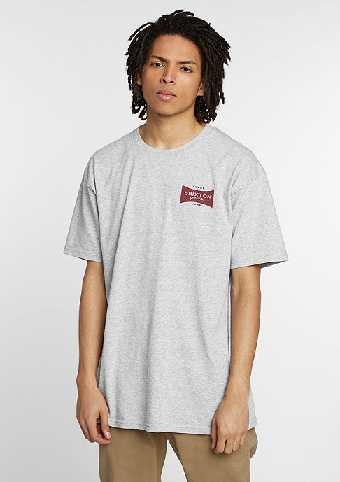 Brixton Ramsey heather grey