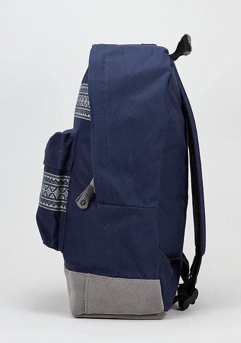 Mi-Pac Rugzak Nordic navy/charcoal
