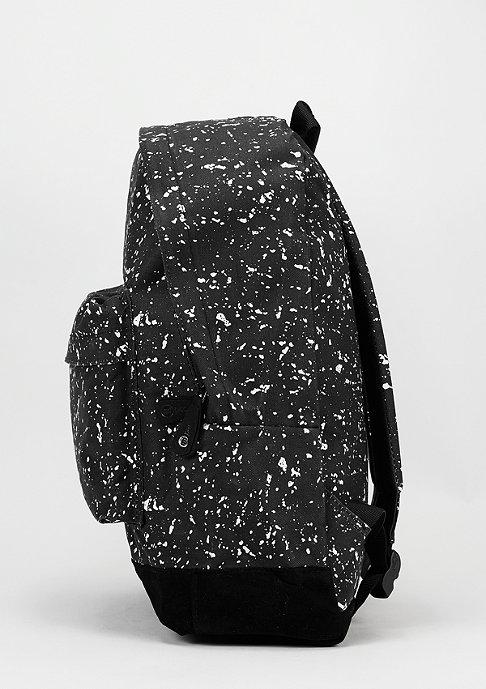 Mi-Pac Rugzak Splattered black/white