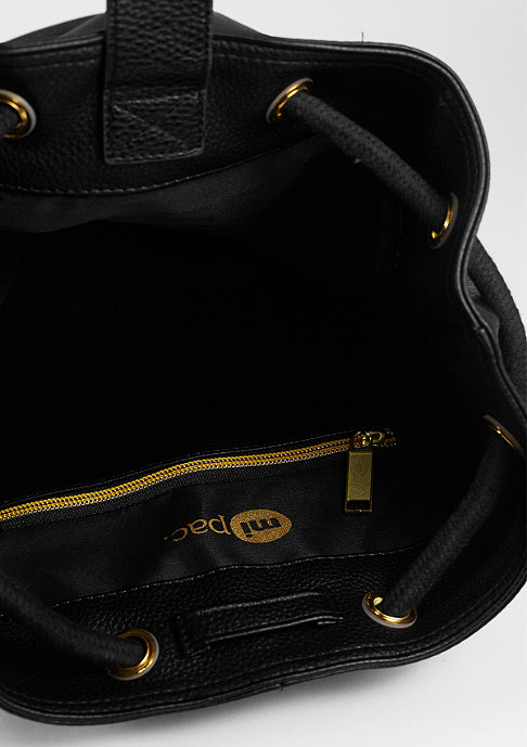 Mi-Pac Rucksack Gold Swing Tumbled black