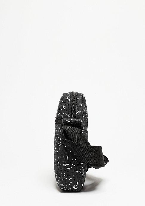 Mi-Pac Umhängetasche Flight Splattered black/white