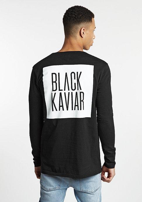 Black Kaviar Longsleeve Satwik black