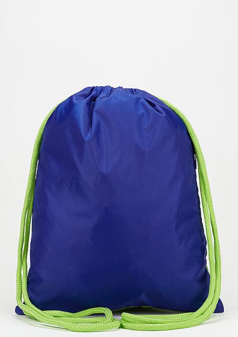 Puma Turnbeutel Gym Bag surf the web/green gecko