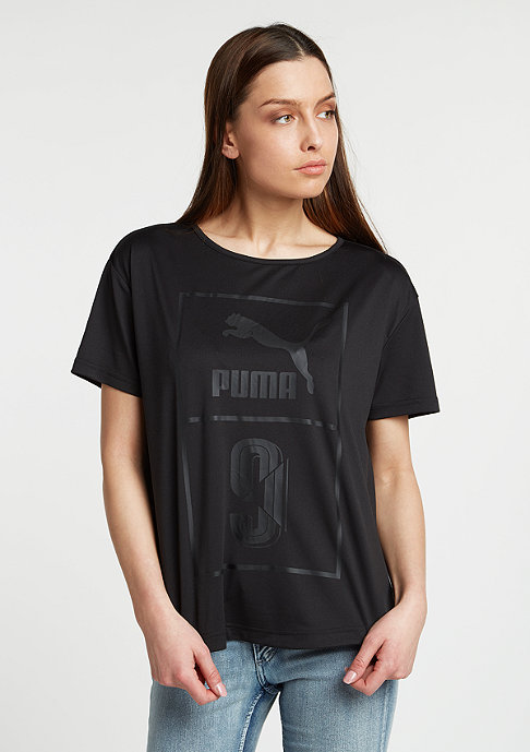 Puma T-Shirt SS Top black