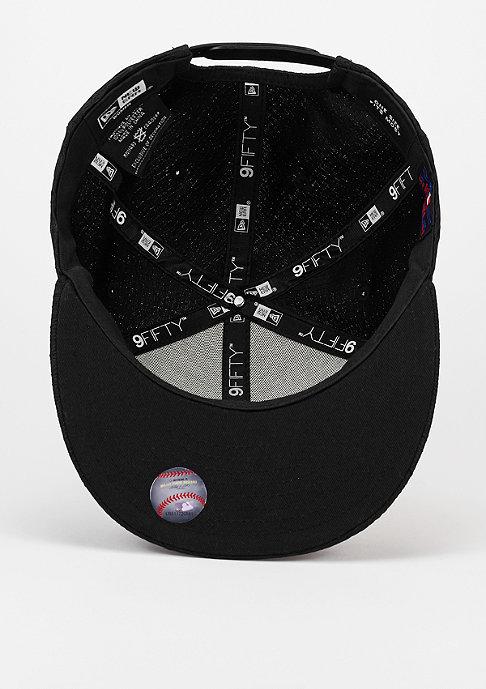 New Era Waves Snap MLB New York Yankees black/black