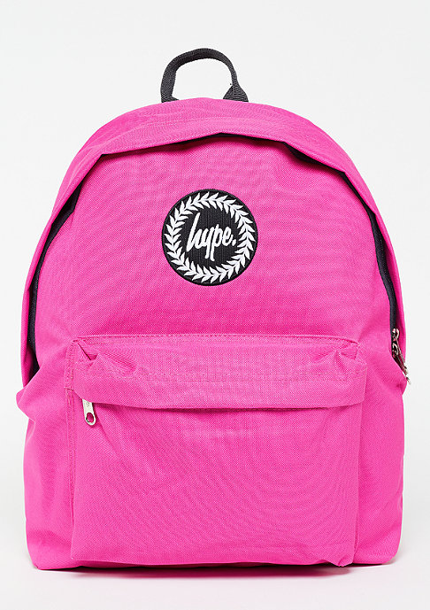 Hype Rugzak Badge pink
