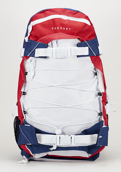 Forvert Rucksack Ice Louis multicolor xv