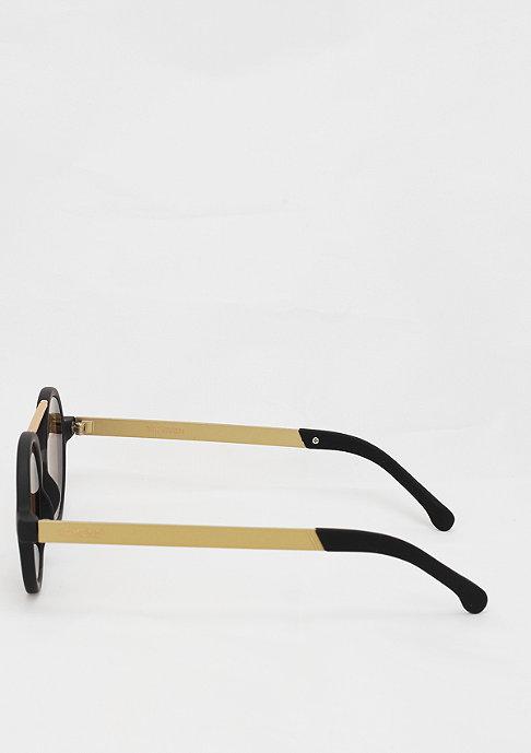 Komono Sonnenbrille Vivien metal black/gold