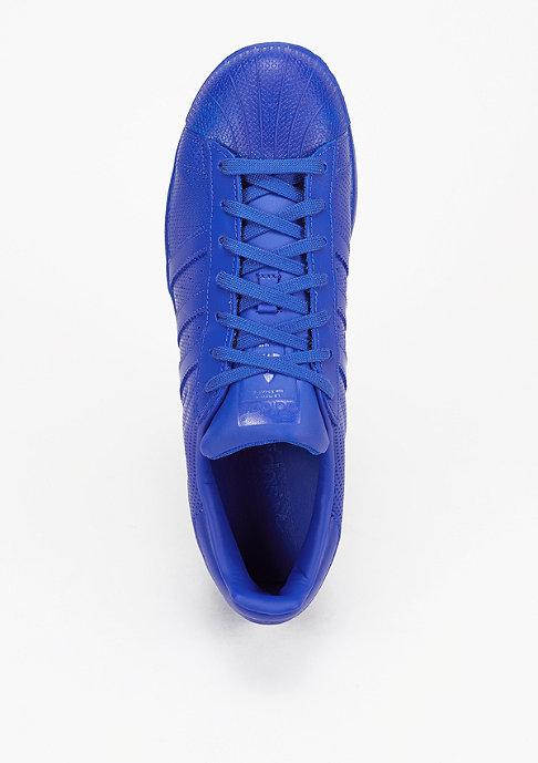 adidas Schoen Superstar Translucient blue