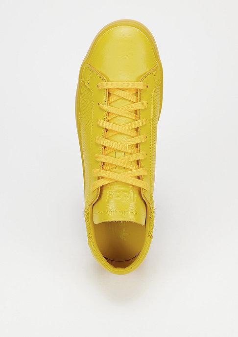 adidas Schoen Court Vantage Translucient yellow