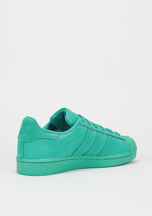 adidas Schoen Superstar Reflective shock mint