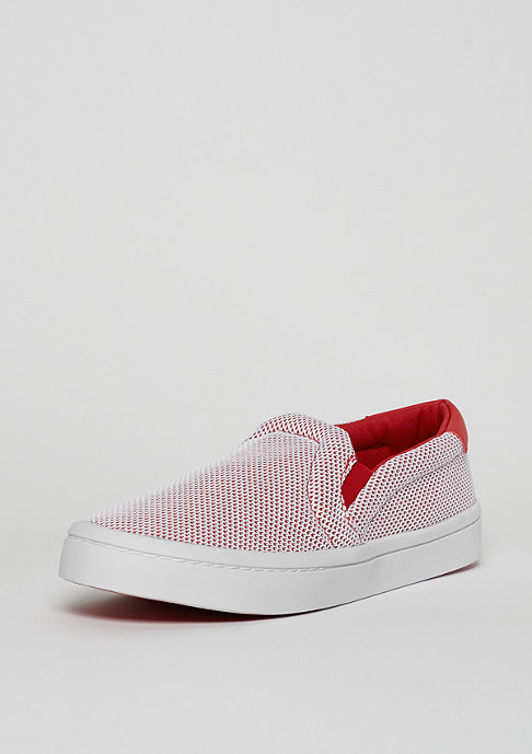 adidas Court Slip On Mesh red