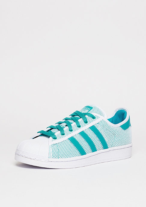 adidas Superstar Mesh shock mint