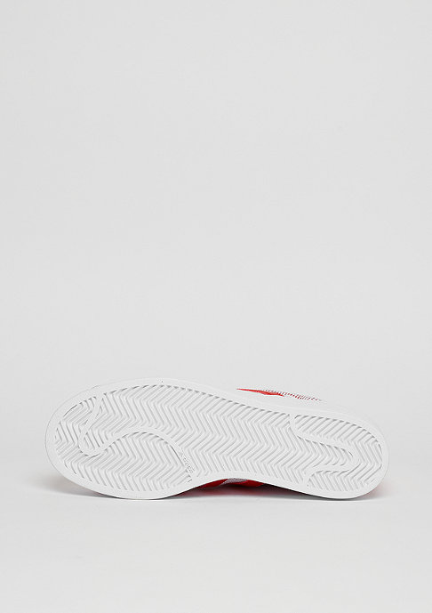adidas Schuh Superstar Mesh red