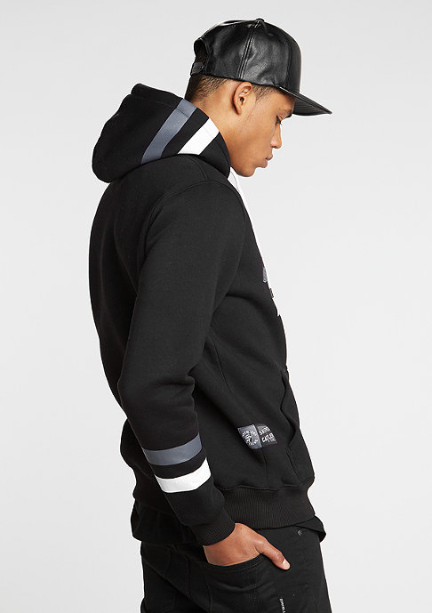 Cayler & Sons C&S Hoody Snipes Knows black/grey/white