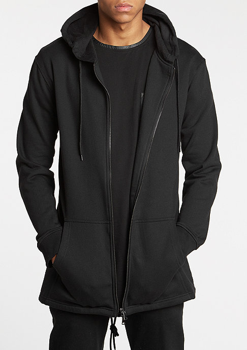 Urban Classics Sweat Parka black