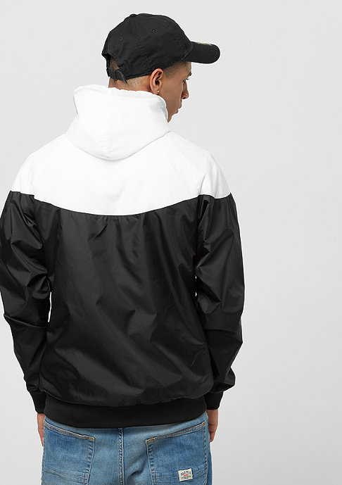 Urban Classics Jacke Arrow Windrunner black/white