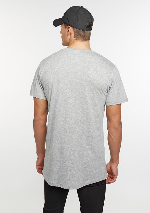 Urban Classics Shaped long grey