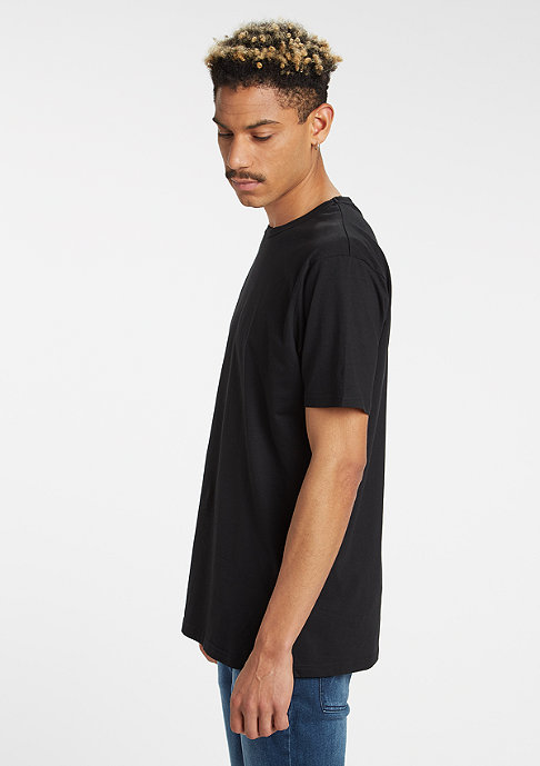 Urban Classics T-Shirt Fitted Stretch black