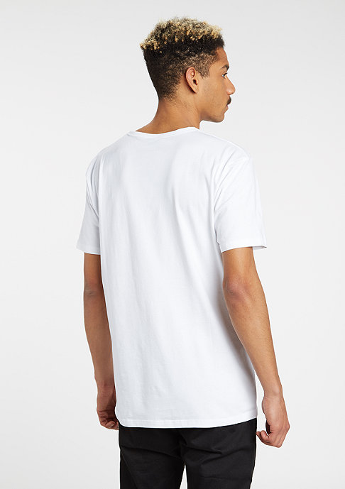 Urban Classics Fitted Stretch white