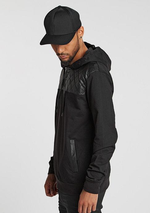 Urban Classics Leather Imitation Shoulder black/black