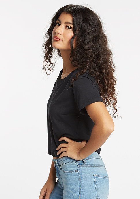 Urban Classics T-Shirt Cropped black