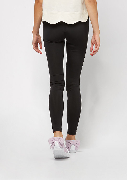 Urban Classics Leggings Tech Mesh black