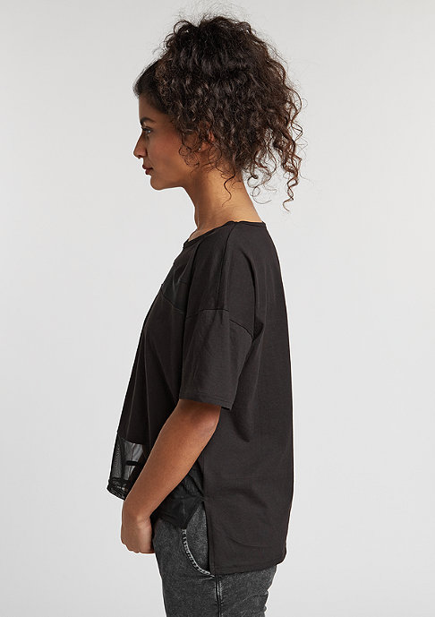Urban Classics T-Shirt Tech Mesh black/black