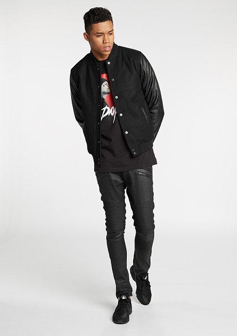 Urban Classics Jacke Oldschool black/black