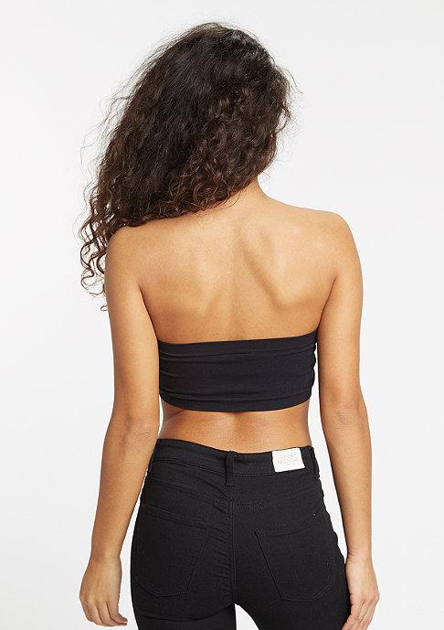Urban Classics Laces Bandeau black