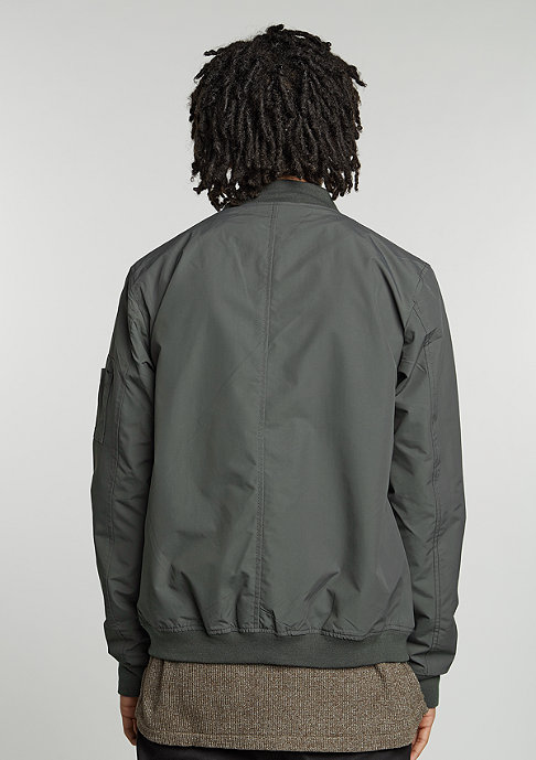Reell Übergangsjacke Technical Flight Jacket grey