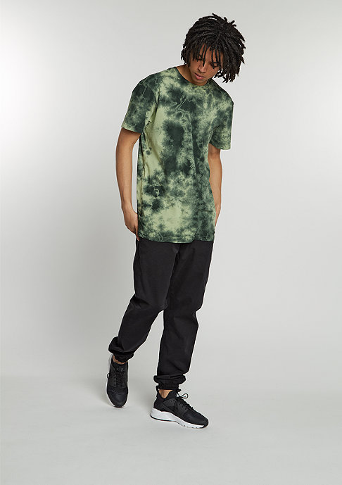 Etnies T-Shirt Obstruct military