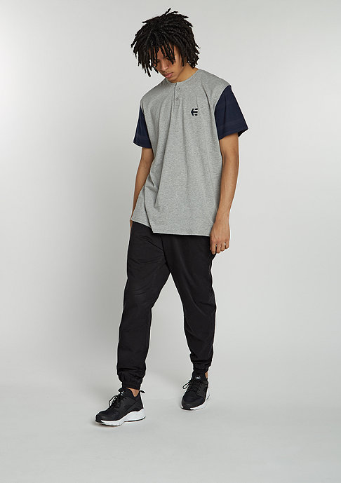 Etnies E-Corp Henley navy/heather