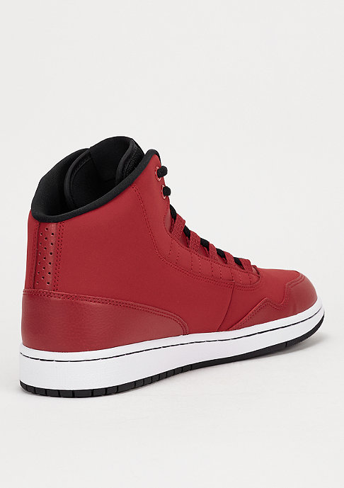 JORDAN Executive gym red/black/white
