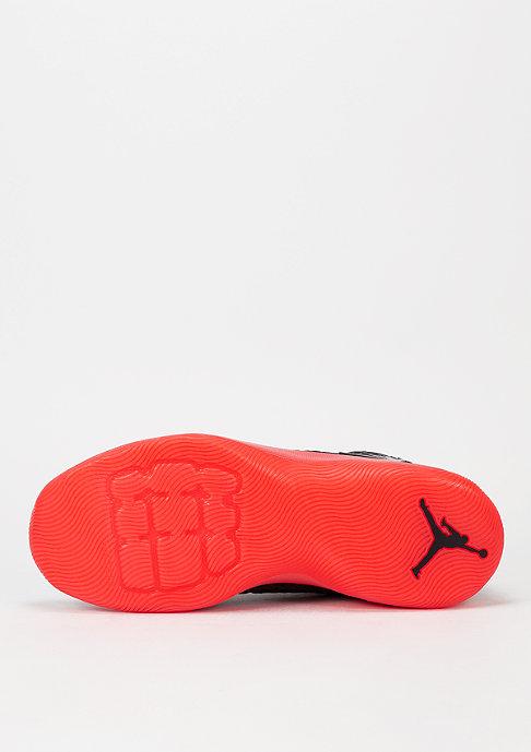 JORDAN Basketbalschoen Ultra Fly black/reflect silver/infrared