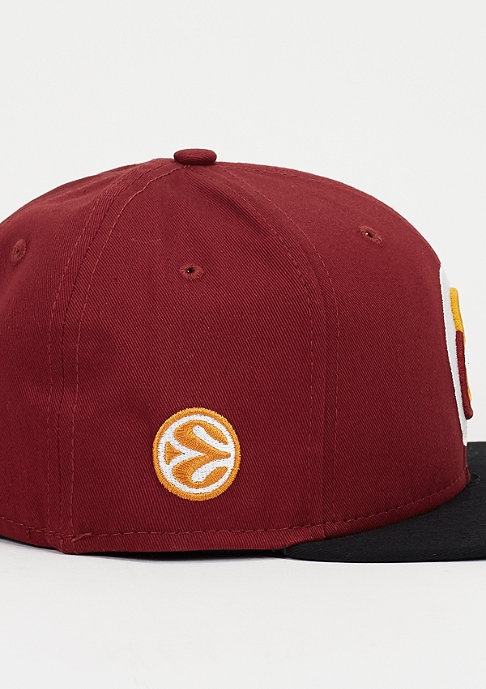 New Era Fitted-Cap Team Basic 5950 Euroleague Galatasaray Liv Hospital Istanbul