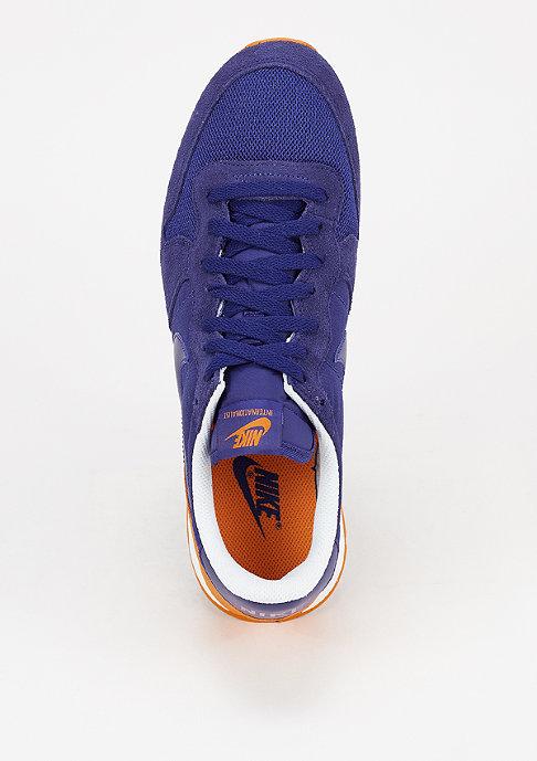 NIKE Schoen Internationalist dark royal blue/dark royal blue/orange