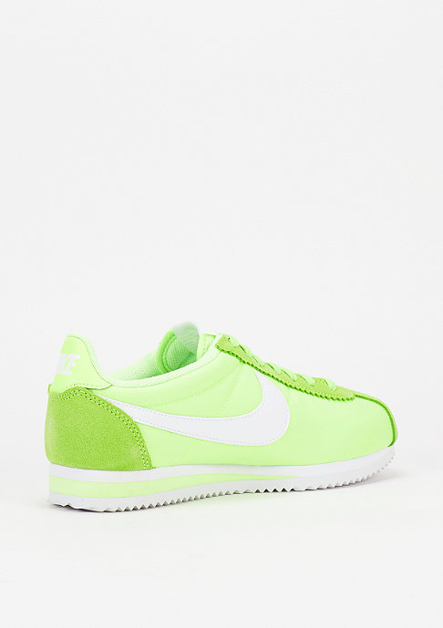 NIKE Classic Cortez 15 Nylon ghost green/white