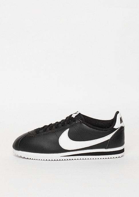 NIKE Classic Cortez Leather black/white/white