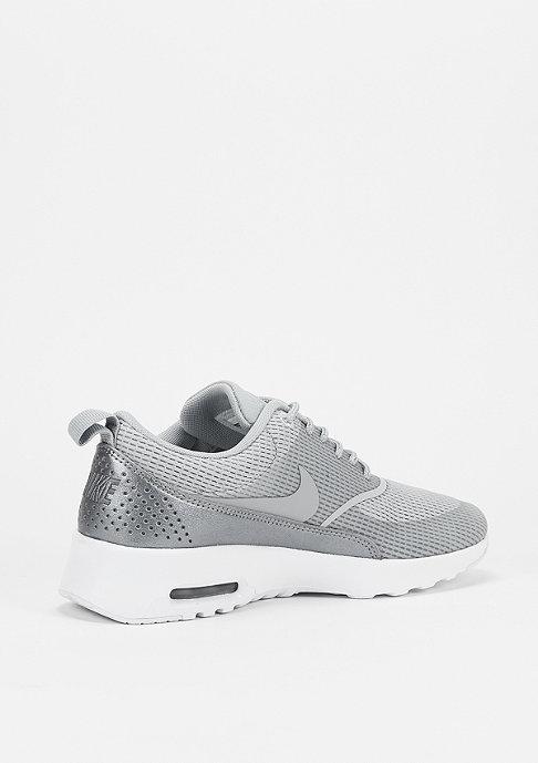 NIKE Schoen Air Max Thea TXT grey mist/white/metallic pewter