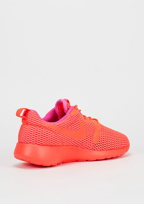 NIKE Laufschuh Wmns Roshe One Hyperfuse BR total crimson/total crimson/pink blas