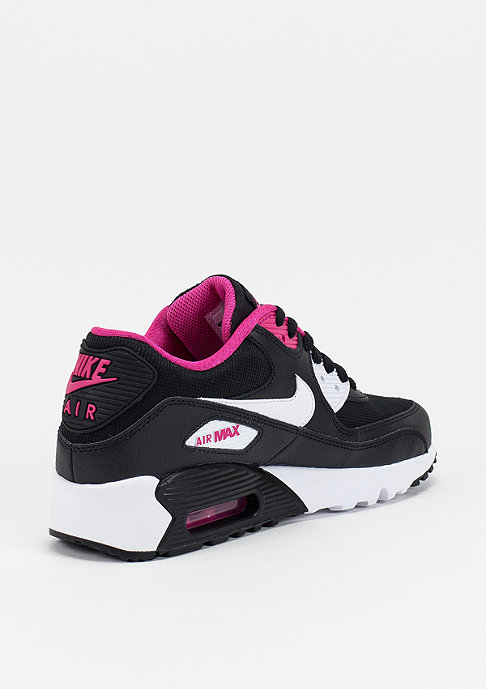 NIKE Air Max 90 Mesh black/white/vivid pink