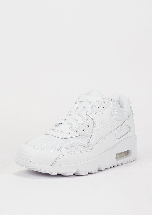 NIKE Schuh Air Max 90 Mesh white/white