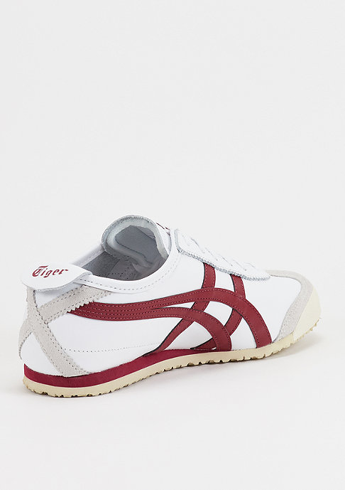 ONITSUKA TIGER Schuh Mexico 66 white/burgundy