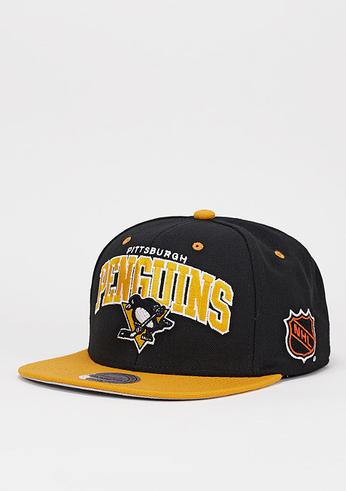 Mitchell & Ness Team Arch NHL Pittsburgh Penguins black