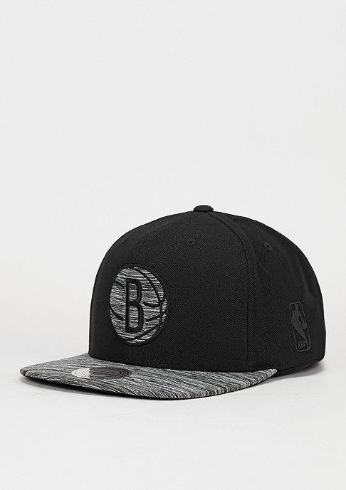 Mitchell & Ness Motion NBA Brooklyn Nets black